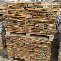 Песчаник плитняк ровный 10-40 мм