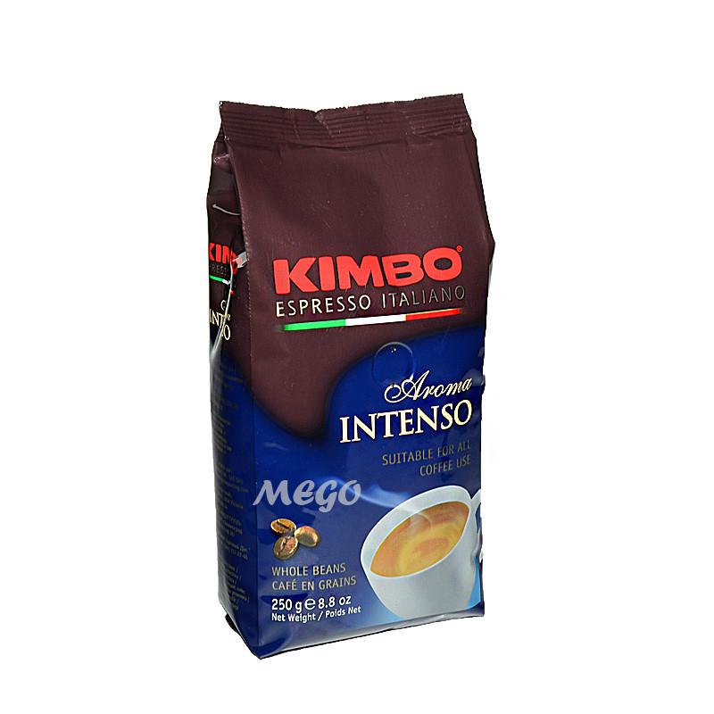 Кофе в зернах Kimbo Aroma Intenso, 250 г