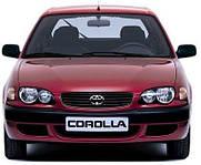 Фаркопы на Toyota Corolla E 11 (1997-2002)