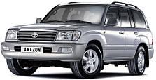 Фаркопы на Toyota Land Cruiser 100 (1997-2007)