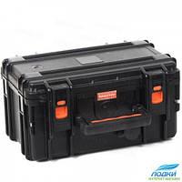 Ящик для эхолота и аккумулятора с прикуривателем 261513
