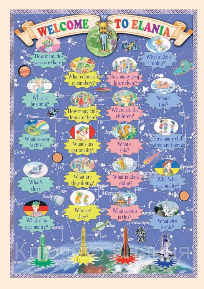 Учебник английский язык 6-й класс в.м буренко о.п михайлик