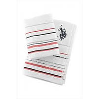 Набор полотенец U.S. Polo Assn - Tempe белый (50*90+70*140)