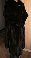 Роскошная шуба из меха норки BLACKGLAMA