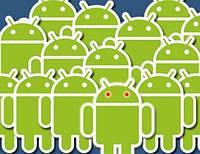 Китайские смартфоны на андроиде завоевали доверие покупателя