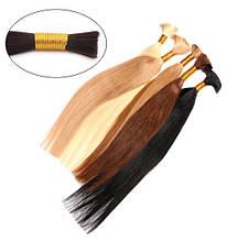 Натуральні волосся Remy Гладкий шовк 55 см Lady Victory 100г LDV HB-CS /02-67