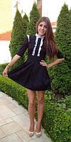 """Платье """"Белые оборки"""" распродажа, фото 1"""