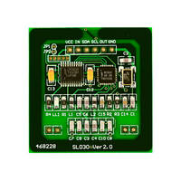 RFID модуль чтения/записи тагов стандарта HF 13.56 МГц SL031 (UART)