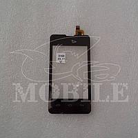 Сенсор Prestigio PAP3350/Explay A351 black