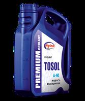 Жидкости охлаждающие ТОСОЛ А-40, ТОСОЛ ТА  (канистра 5 литров)
