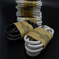 Кабель USB/microUSB 1м (зарядка+DATA-кабель) толстый *1694