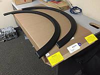 Накладки на крылья расширители арок передние задние Subaru Outback 2014-17 новые оригинал