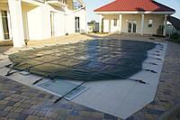 Накрытие для композитного бассейна размером 10 на 5 метров
