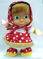Кукла Маша повторюшка