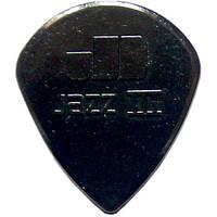 Медиатор Dunlop 47R3S Eric Johnson Signature Jazz III Black 1.38 mm