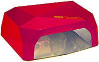 УФ Лампа для сушки ногтей (LED+CCFL) цвет красный 36W LDV  L-Hybrid-2 (red) /0-63