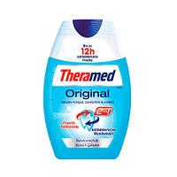 Theramed Original 2 in 1 Зубная паста-ополаскиватель 75 ml