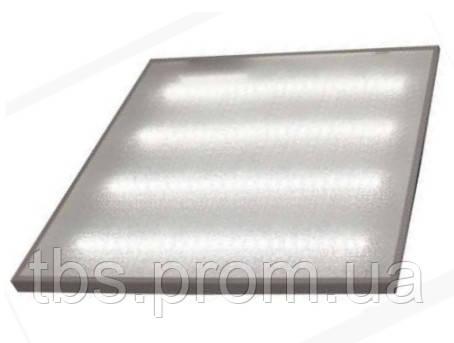Светильник в подвесной потолок армстронг PRISMATIC 36Вт 595*595