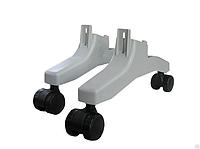 Опора активная для конвекторов Термия серии ЭВНА - ножки на колесиках
