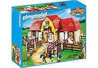 Конструктор Playmobil 5221 Большая конюшня , фото 1