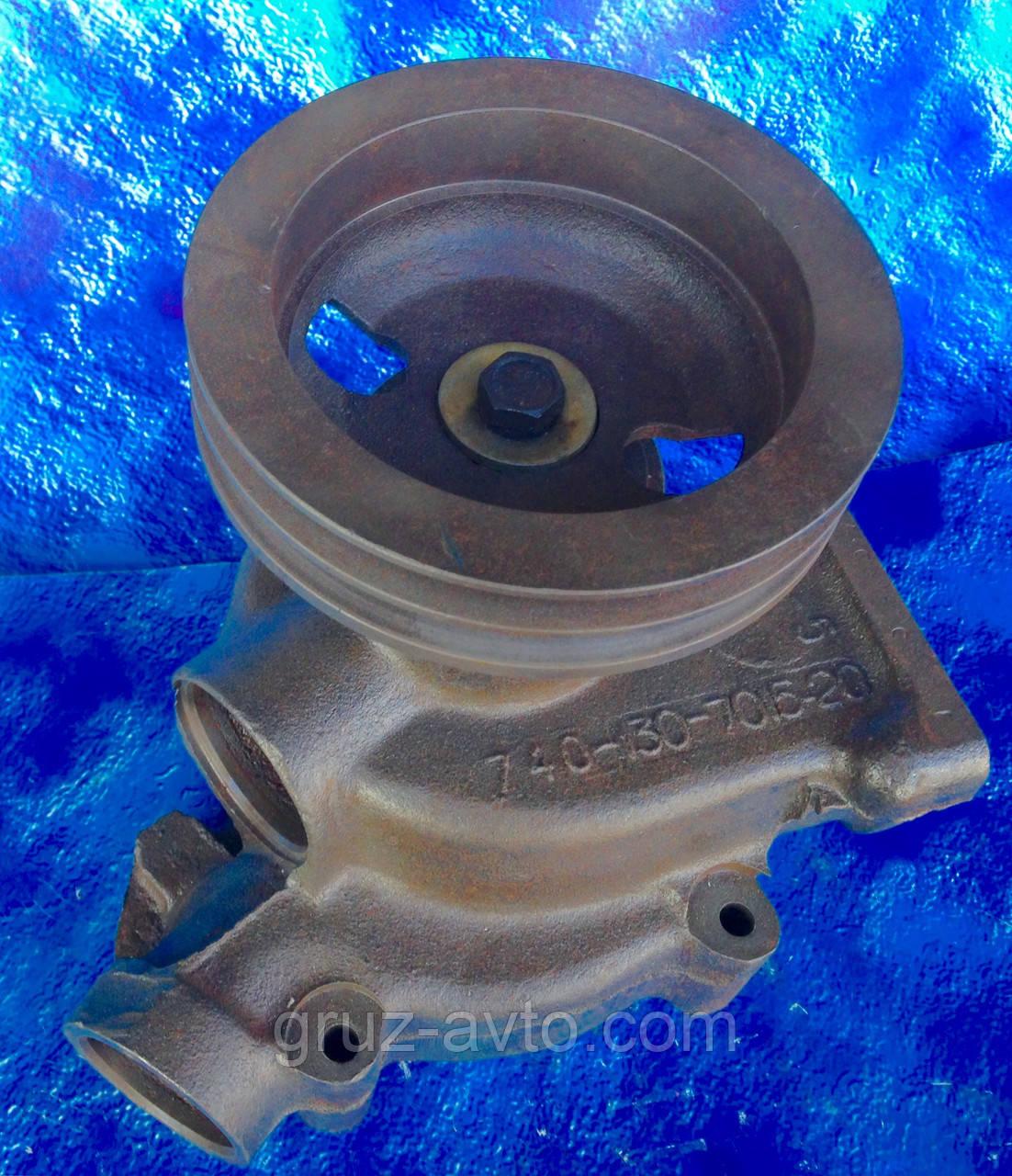 Водяний насос КАМАЗ-740, 740-1307010