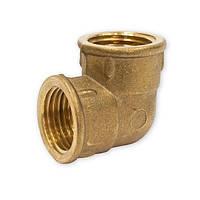 Угольник латунный (резьбовое колено) ГОСТ 8946-75