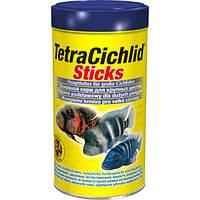 Корм для цихлид в виде палочек Tetra CICHLID Sticks (Тетра Цихлид Палочки), 3,6 л