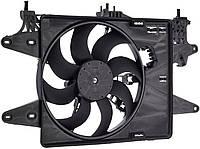 Вентилятор радiатора Fiat Doblo 1,4 8V - 1,6 16V (2005-2016) без кондицiонеру