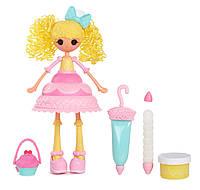 Кукла Лалалупси Сластёна Lalaloopsy Girls Cake Fashion Doll- Candle Slice O' Cake, фото 1