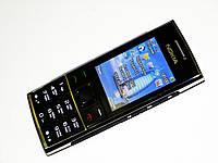 Телефон Nokia x2-00 Черный - 2sim Fm - Bt - Камера