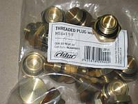 Резьбовая пробка с уплотнительным кольцом M 16x1.5 F M12x1.5 (RIDER) . RD 99.01.91