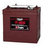 Аккумуляторные батареи TROJAN T-105, T-125, для ножничных подьемников, гольф-кар