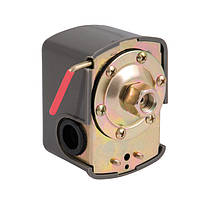 Автоматика комплект (Сухой ход) PS-15+пятерник+манометр