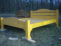 Деревянная кровать Мавка, фото 1