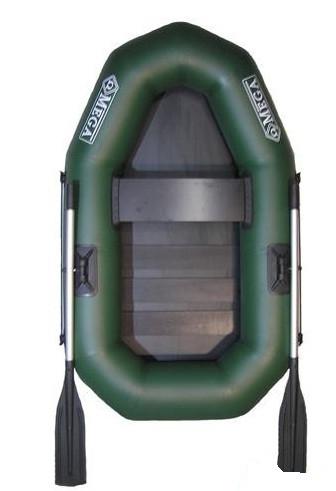 Надувные лодки гребные ΩMega