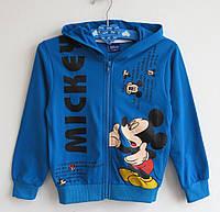 Кофта Mickey Mouse для мальчика. 100, 140 см