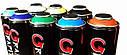 Краска для Граффити Sanvo Черная, 400 мл, фото 2