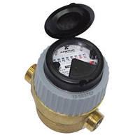 SV-RTK объемный водомер-сухоход для холодной воды DN15, DN20, DN25