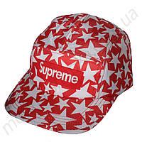 Кепка Supreme red