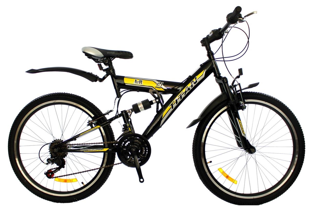 """Подростковый велосипед Titan Air 24"""""""