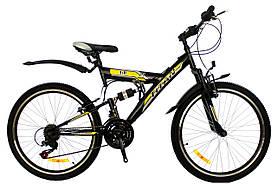 """Підлітковий велосипед Titan Air 24"""""""