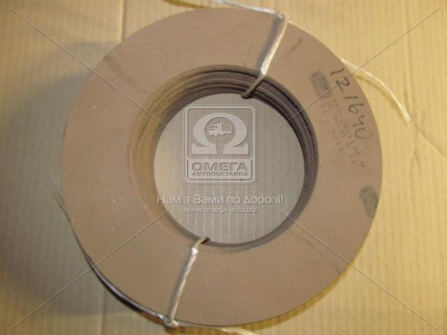 Накладка диска сцепления (феродо) ГАЗ 51, УАЗ (Трибо). 451-1601138