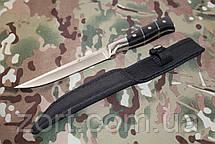 Нож с фиксированным клинком AK392, фото 3