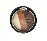 Стойкие тени для век Nouba Tre Eyeshadow