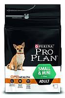 Pro Plan Adult Small and Mini Optihealth корм для взрослых собак мелких пород весом до 10 кг