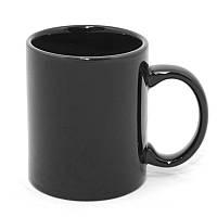 Чашка керамическая, 340 мл. (цвета в ассортименте)