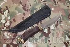 Нож с фиксированным клинком LY3, фото 3