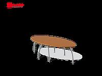 Конференц-стол Техно-плюс 2400х1200х750 мм