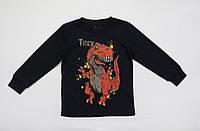 Кофта Динозавр Тирекс для мальчика. 18 мес