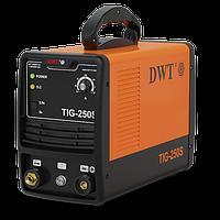 Инвертор DWT TIG-250 S (8,6 кВА, 10-250 А)
